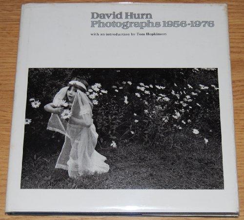 9780728702035: David Hurn Photographs, 1956-76