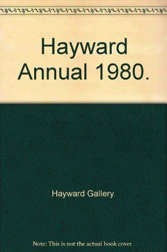 Hayward Annual 1980.: Hayward Gallery.