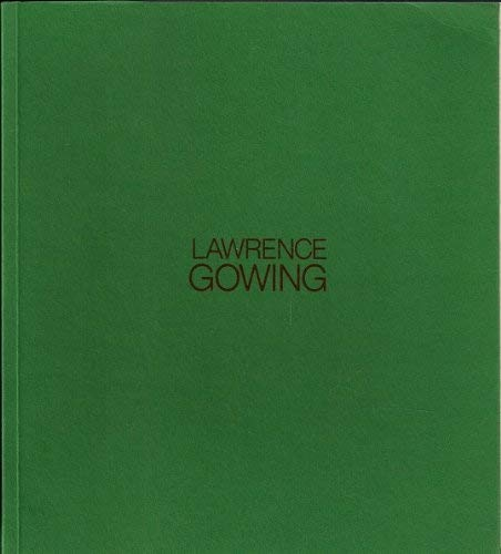 Lawrence Gowing: Lawrence Gowing