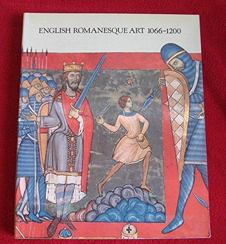 9780728703865: English Romanesque art 1066-1200