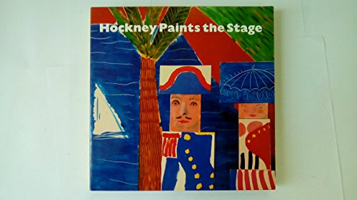 9780728704473: Hockney Paints the Stage