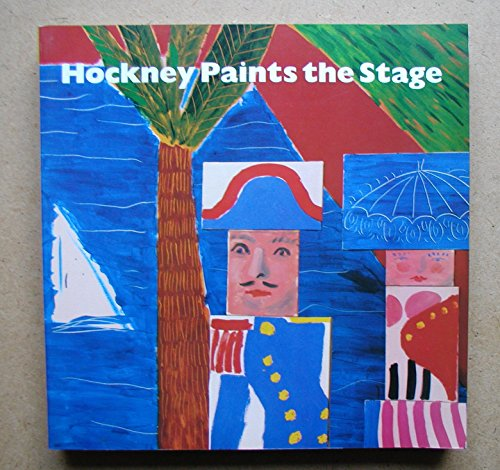 Hockney paints the Stage. By Martin Friedman.: Hockney, David: