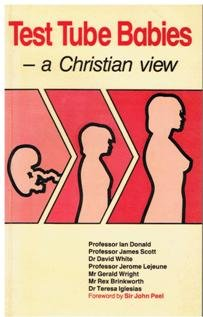 9780728900196: Test Tube Babies: A Christian View