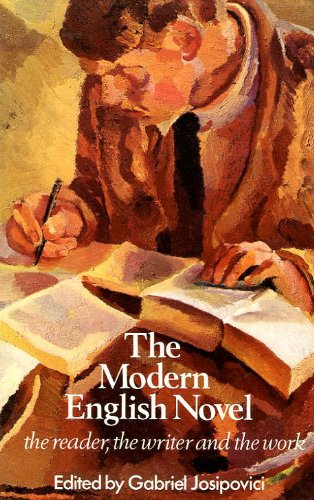 9780729100328: The Modern English Novel: The Reader, the Writer and the Work