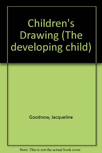 9780729100670: Children's Drawing (The developing child)