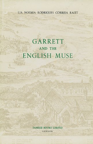 9780729301459: Garrett and the English Muse (Monografías A)