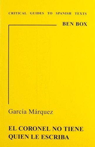 9780729301749: GARCIA MARQUEZ: