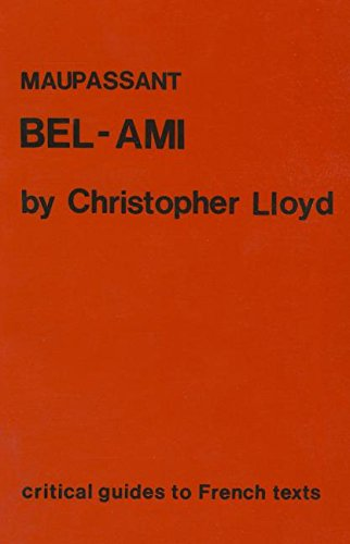 """9780729302937: Maupassant: """"Bel-ami"""" (Critical Guides to French Texts S.)"""
