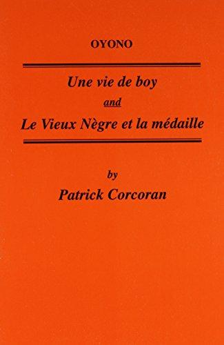 9780729304375: Oyono: Une Vie De Boy and Le Vieux Negre Et La Medaille