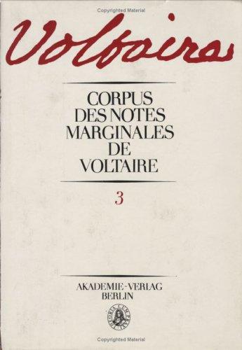9780729402286: Corpus des Notes Marginales: D-F v. 3