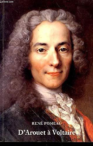 9780729403313: D'Arouet a Voltaire, 1694-1734 (Voltaire en Son Temps) (French Edition)