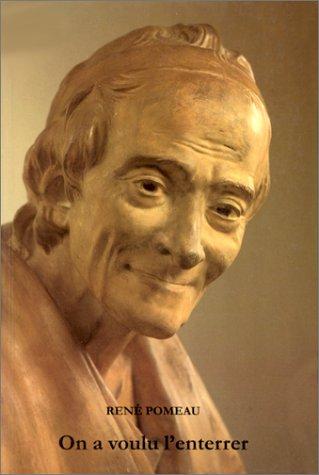 9780729404716: On a Voulu l'Enterrer, 1770-1791 (Voltaire en Son Temps) (French Edition)