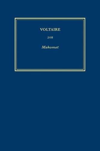 9780729407540: Le Fanatisme, Ou Mahomet Le Prophete: De L'alcoran Et De Mahomet (Oeuvres Completes de Voltaire)
