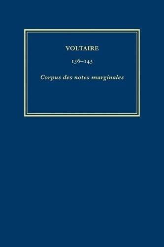 Corpus Des Notes Marginales CN3: v. 13 (Hardback): Voltaire