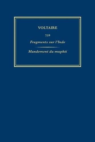 Fragments Sur L Inde (Hardback): Voltaire