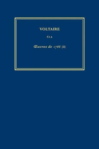 9780729409896: Oeuvres De 1766 (II) (French Edition)
