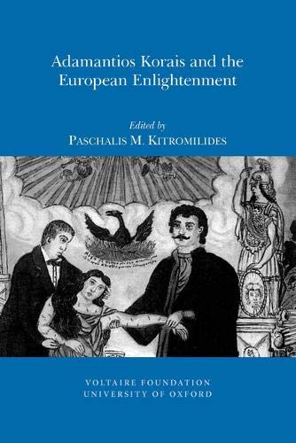 9780729410021: Adamantios Korais and the European Enlightenment (SVEC 2010:10) (English and French Edition)