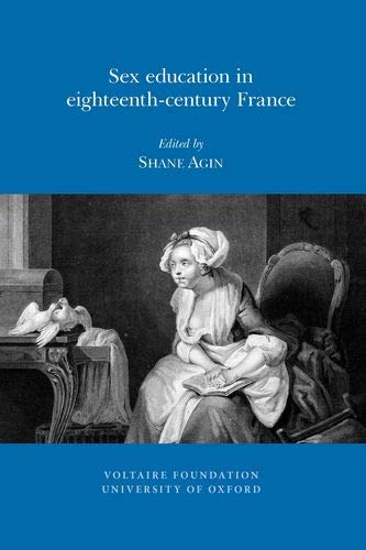 9780729410168: Sex Education in Eighteenth-Century France
