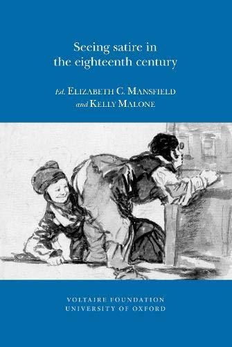 9780729410632: Seeing satire in the eighteenth century