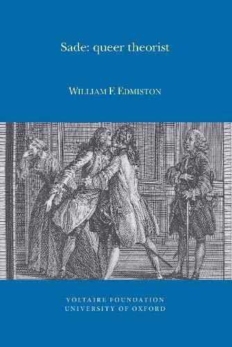 Sade: Queer Theorist (Paperback): William F. Edmiston