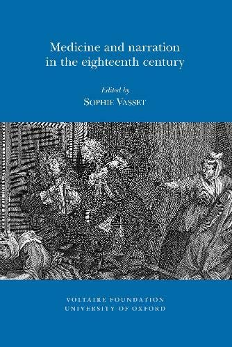 9780729410656: Medicine and Narration in the Eighteenth Century (Oxford University Studies in the Enlightenment)