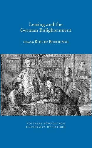 Lessing and the German Enlightenment (Paperback)