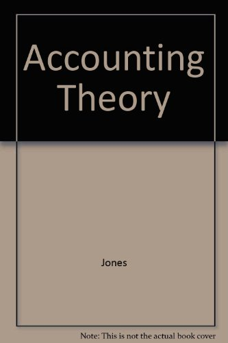 9780729509855: Accounting Theory: a Contemporary Review
