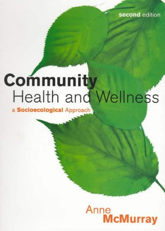9780729536738: Community Health and Wellness: A Socioecological Approach