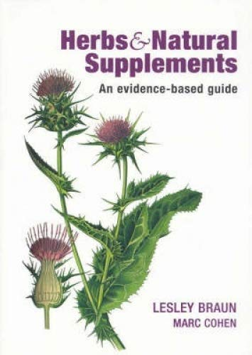 9780729536820: Herbs and Natural Supplements: An Evidence Based Guide