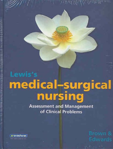 9780729537315: Lewis's Medical Surgical Nursing: Assessment and Management of Clinical Problems