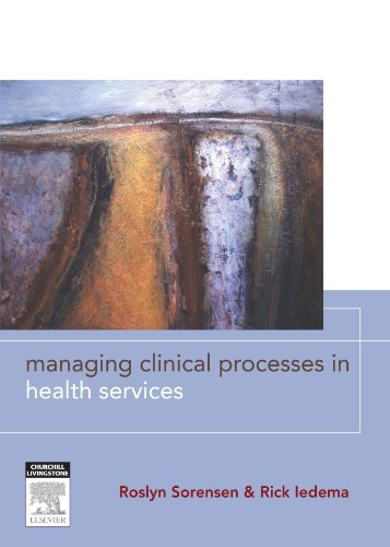 9780729538251: Managing Clinical Processes in Health Services