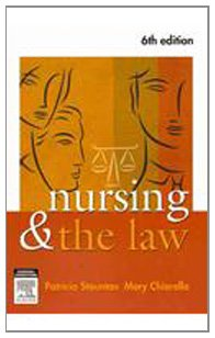 9780729538343: Law for Nurses and Midwives, 6e