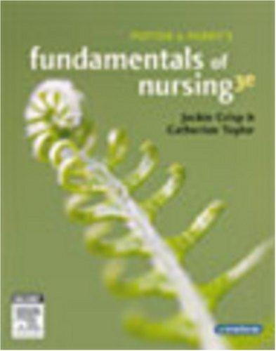 9780729538626: Potter & Perry's Fundamentals of Nursing