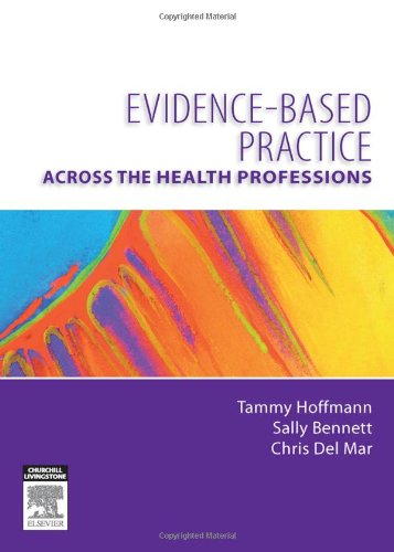 9780729539029: Evidence-Based Practice Across the Health Professions