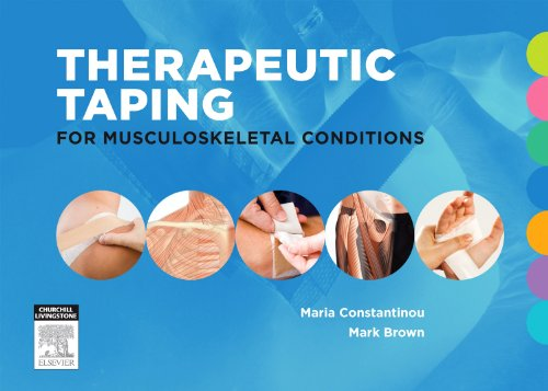9780729539173: Therapeutic Taping for Musculoskeletal Conditions, 1e