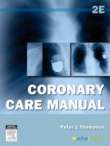 9780729539272: Coronary Care Manual, 2e
