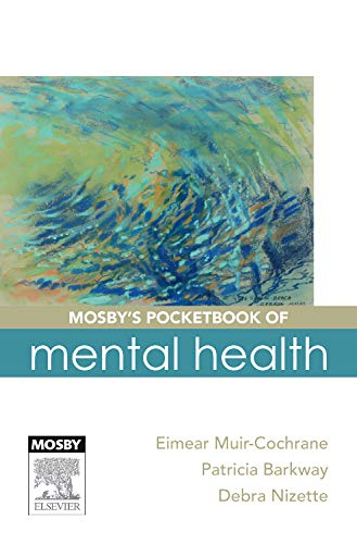 9780729539319: Mosby's Pocketbook of Mental Health