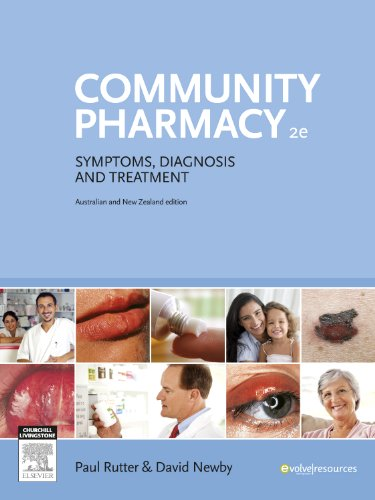 9780729540797: Community Pharmacy Australia and New Zealand edition: Symptoms, Diagnosis and Treatment, 2e