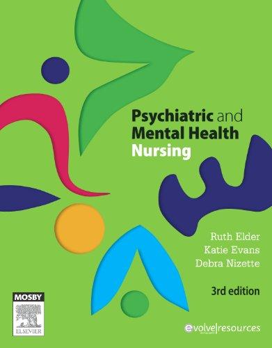 9780729540988: Psychiatric and Mental Health Nursing