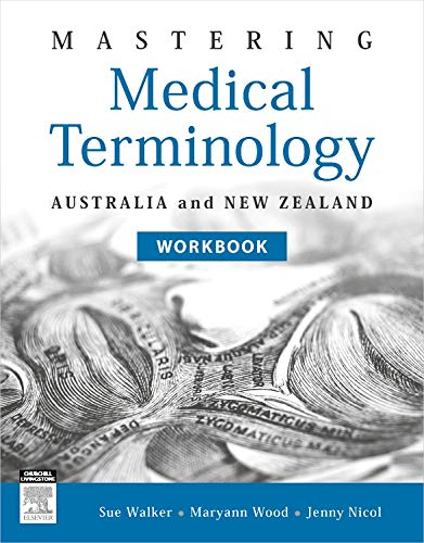 9780729541121: Mastering Medical Terminology Workbook: Australia and New Zealand, 1e