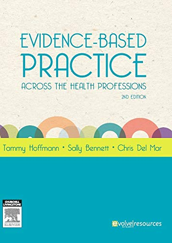 9780729541350: Evidence-Based Practice Across the Health Professions, 2e