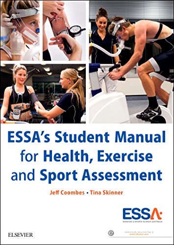 9780729541428: ESSA's Student Manual for Health, Exercise and Sport Assessment, 1e