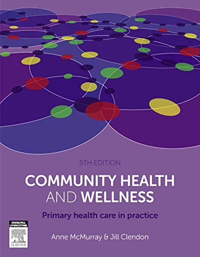 9780729541756: Community Health and Wellness: Primary Health Care in Practice