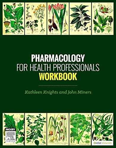 9780729541787: Pharmacology for Health Professionals Workbook, 1e