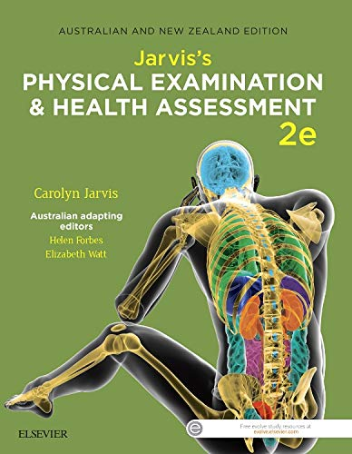 Jarvis's Physical Examination and Health Assessment ANZ Edition (Paperback): Forbes