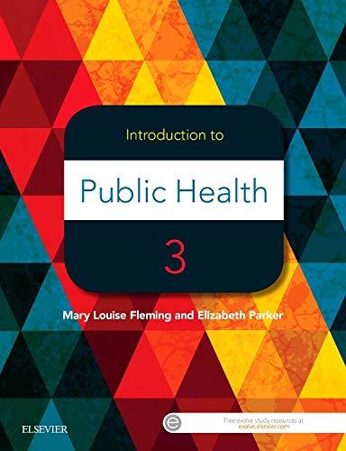 9780729542036: Introduction to Public Health, 3e