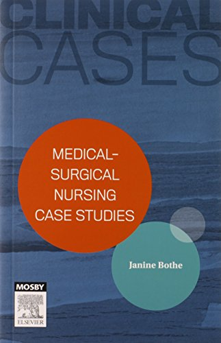 case studies in medical surgical nursing answers Understanding medical-surgical nursing $9495 (us) linda s williams, msn study guide answer key by chapter case studies mapped to ehr tutor the following ancillary requires adobe acrobat or adobe reader 70 or higher.