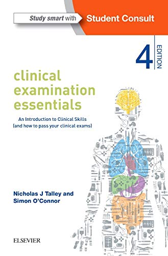 9780729542289: Clinical Examination Essentials: An Introduction to Clinical Skills (and how to pass your clinical exams), 4e