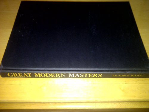 9780729602198: Great Modern Masters.