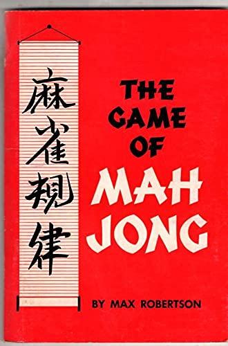 9780729901550: The Game of Mah Jong